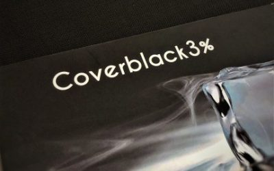 """COVERBLACK IS THE NEW BLACK"""