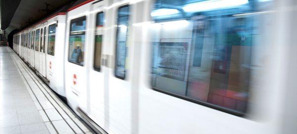 Antigraffiti Metro Barcelona