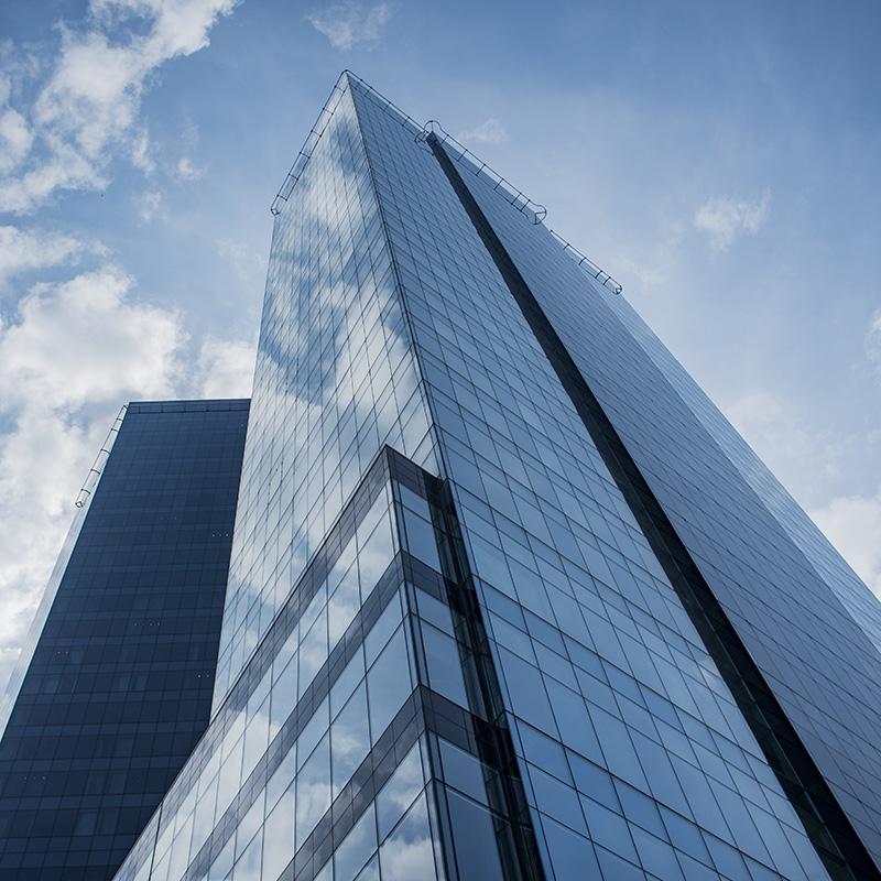 Pellicole per vetri edifici