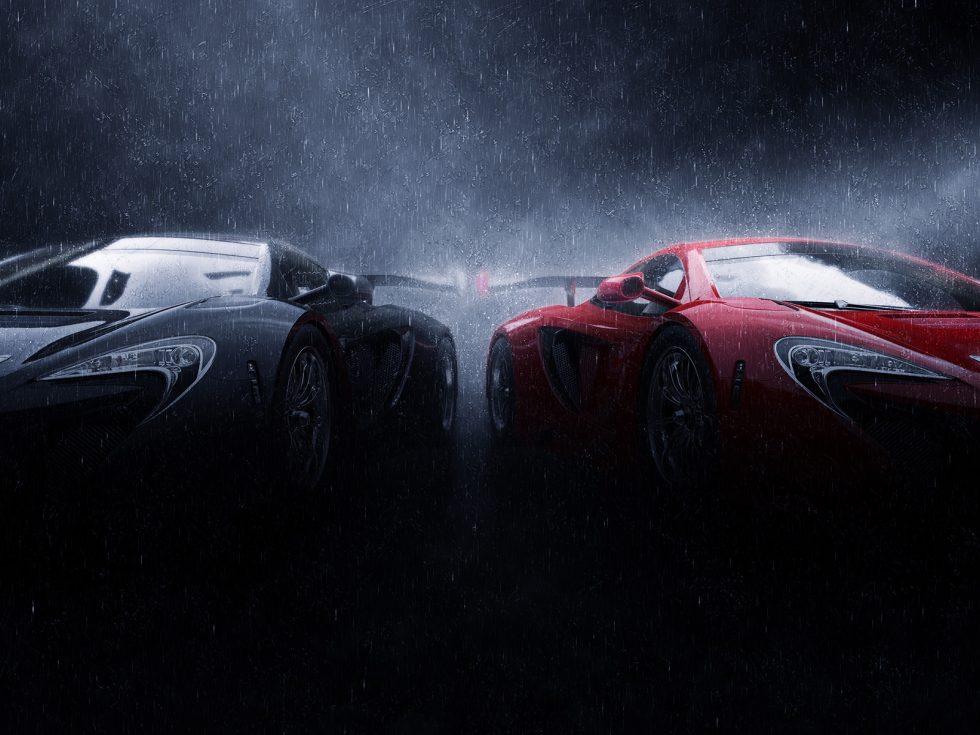 coches con lluvia con ppf hydro integrado