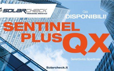 Nuova serie SENTINEL PLUS QX