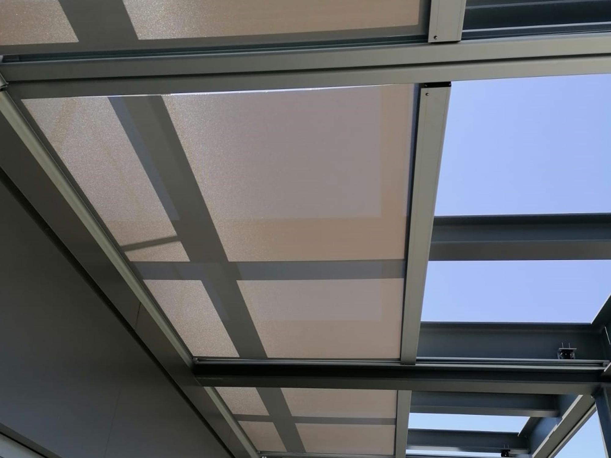 Toldo Veranda Coverglass